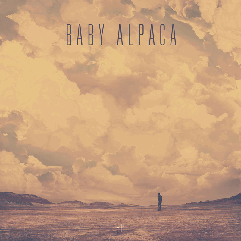 Baby Alpaca EP Cover Art