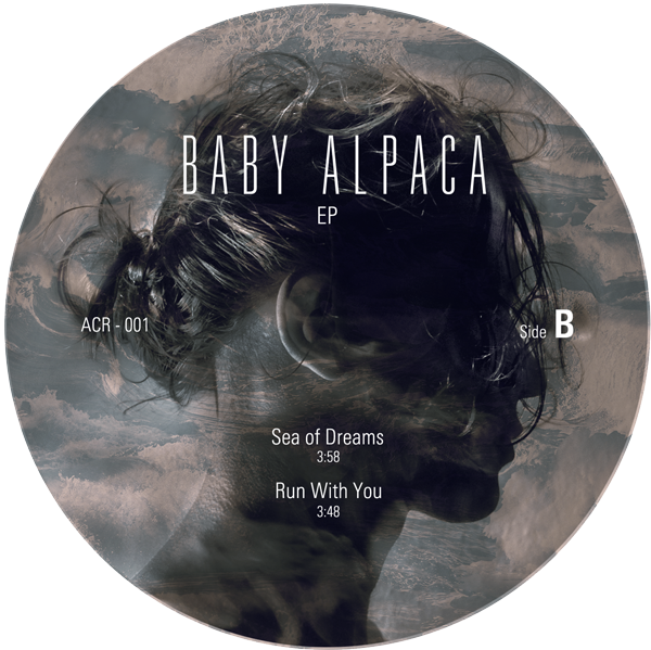 Baby Alpaca Roller Coaster Cover Art